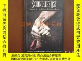 二手書博民逛書店英文版:Schindler s罕見List Images of