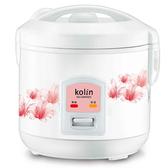 Kolin歌林 3人份機械式電子鍋KNJ-MNR323【愛買】