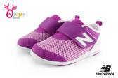 New Balance 學步鞋 小童鞋 魔鬼氈 柔軟寶寶鞋N8516#紫色◆OSOME奧森童鞋