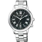 【公司貨5年延長保固】CITIZEN xC 羅馬女神鈦金屬電波腕錶 CB1100-57E 熱賣中!