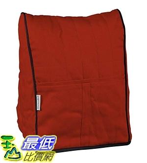 [7美國直購] KitchenAid 防塵罩子 適用 6QT 5QT 4QT 等機型KMCC1ER Stand Mixer Cloth Cover - Empire Red