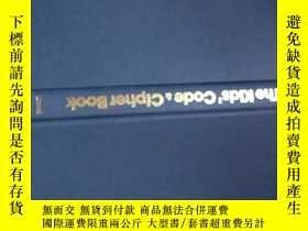 二手書博民逛書店the罕見kid`s code & cipher bookY32