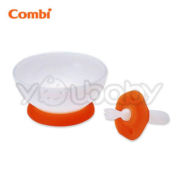 康貝Combi Baby Label 優質初學碗叉組