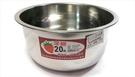 【 台灣製造 430不銹鋼 20公分深鍋 】湯鍋 小火鍋 不鏽鋼鍋【八八八】e網購