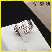 戒指-銀飾緊箍咒戒指純銀金箍二合一男對戒尾戒