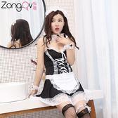 (萬聖節)情趣內衣女仆裝水手服制服誘惑性感角色扮演激情套裝主播兔女郎騷