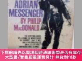 二手書博民逛書店The罕見List Of Adrian MessengerY255174 Philip Macdonald V