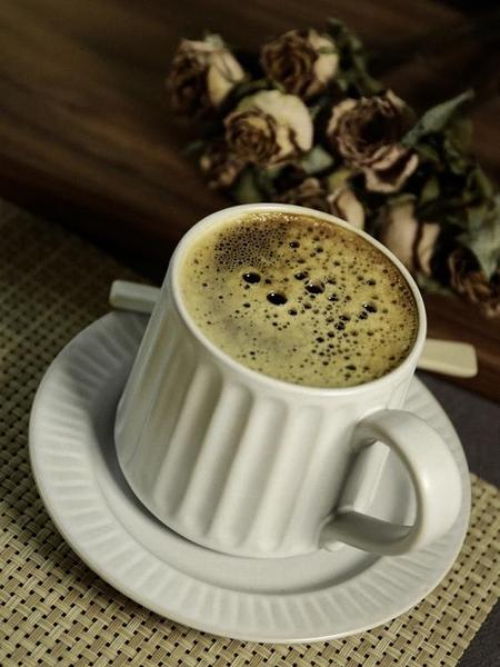 歐式小奢華拉花咖啡杯