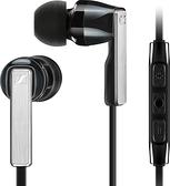【台中平價鋪】全新 德國 聲海 Sennheiser CX 5.00G 耳道式耳機麥可風 入耳式耳機 - 黑色