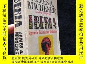 二手書博民逛書店IBERIA罕見Spanish Travels and Refl