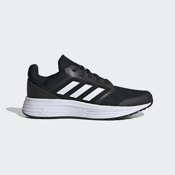 Adidas Galaxy 5 [FW6125] 女鞋 運動 慢跑 休閒 緩震 健身 回彈 柔軟 穿搭 愛迪達 黑 白