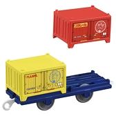 《 TAKARA TOMY 》KF-06 特製多美貨櫃列車 / JOYBUS玩具百貨