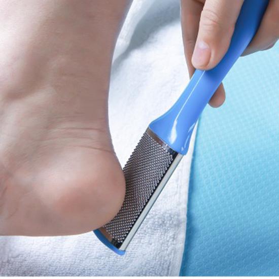 修腳刀8件套 磨腳刀 套裝 磨腳器 去死皮 老繭 刮腳刀 套裝 美容工具 美甲【H034】米菈生活館