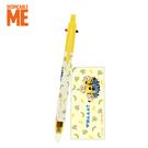 【日本正版】小小兵 雙色三用筆 日本製 原子筆 自動鉛筆 雙色筆 神偷奶爸 minions sun-star 590455
