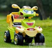 玩具車 兒童電動車搖擺四輪玩具車YXS『小宅妮時尚』