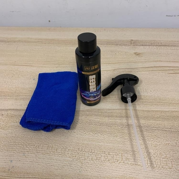 汽車鍍膜劑納米水晶液體度鍍晶車漆渡晶噴霧液(120ml/777-5159)