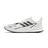 Adidas X9000L2 男 白 避震 輕量 透氣 反光 慢跑鞋 FX8383