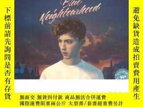 二手書博民逛書店【音像】特洛耶罕見戳爺Troye Sivan Blue Neighbourhood CD豪華Y460078 中