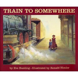 TRAIN TO SOMEWHERE《開往遠方的列車》