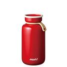 *Doshisha撞色系列保溫瓶450ml-紅-生活工場