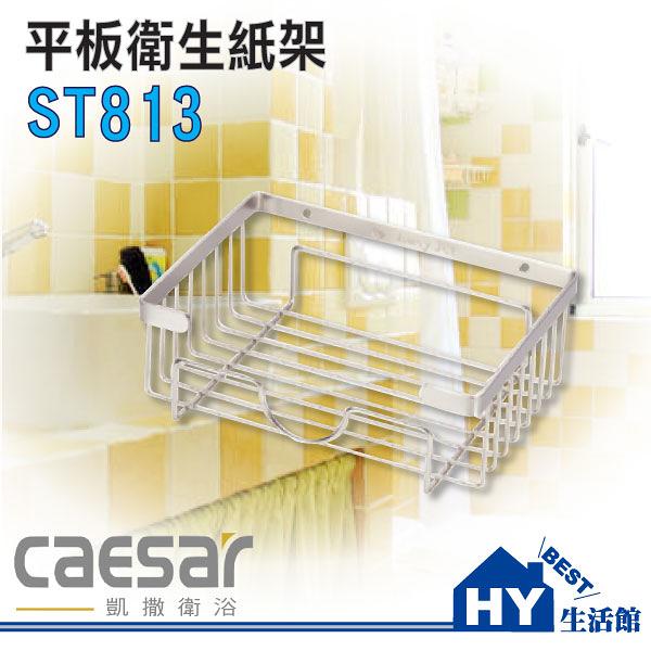 凱撒精品衛浴 ST813 平板衛生紙架