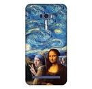 [ZD551KL 硬殼] 華碩 ASUS ZenFone 2 Selfie ZD551KL 手機殼 外殼 星空
