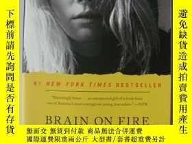 二手書博民逛書店Brain罕見on Fire: My Month of Madn
