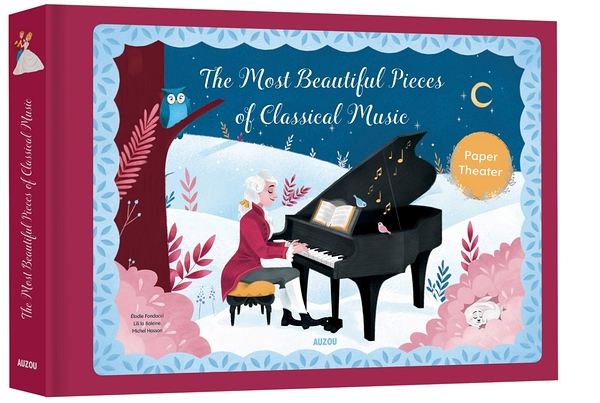 Paper Theatre:The Most Beautiful Pieces Of Classical Music 古典音樂立體有聲書