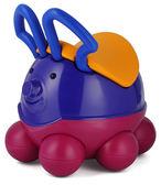 親親 小豬撲滿附安全手把學步車/助步車