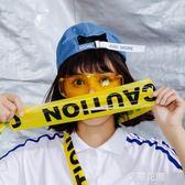 新款個性韓國側字母棒球帽子百搭男女春秋夏天遮陽帽韓版潮鴨舌帽 『艾麗花園』