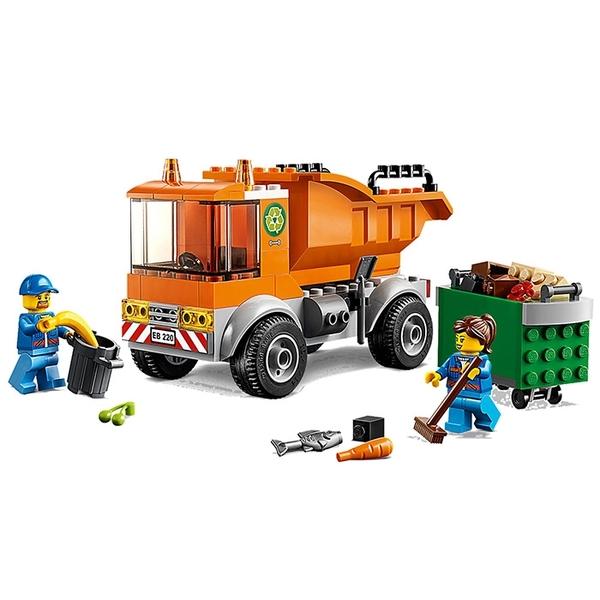 LEGO 樂高 City 城市系列 60220 垃圾車 【鯊玩具Toy Shark】
