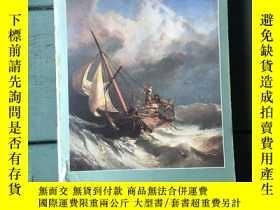 二手書博民逛書店The罕見Sea Wolf by Jack London 海浪 傑克 倫敦Y267467 Jack Londo