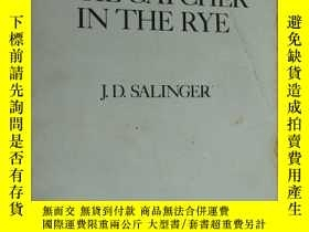 二手書博民逛書店The罕見Catcher in the Rye 少見版Y85718 J.D.Salinger LB 出版19
