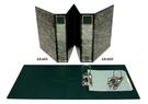 自強牌  AR46S  二孔拱型夾(一打裝)