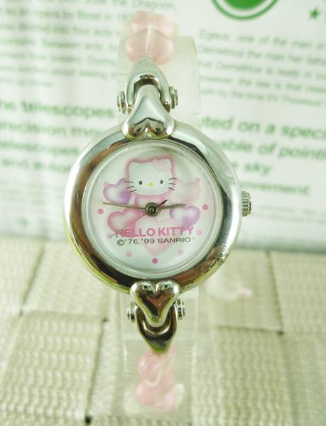 【震撼精品百貨】Hello Kitty 凱蒂貓~粉心【共1款】