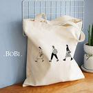 手提包 帆布包 手提袋 環保購物袋【DEA654】 BOBI  08/18