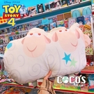 正版 SEGA 迪士尼 玩具總動員4 綿羊 角色人物 娃娃抱枕 COCOS GL800