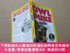 二手書博民逛書店OWL罕見PUKE THE BOOKY19506 Hammerslough SCHOLASTIC 出版201