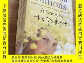二手書博民逛書店a罕見song in the daylight ( d80)Y266787