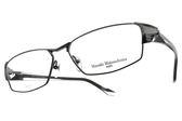 Masaki Matsushima 光學眼鏡MF1221 C03 (槍黑-黑) β 鈦金屬鏡框 俐落細框款 #金橘眼鏡