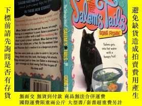 二手書博民逛書店salem's罕見tails塞勒姆的尾巴Y200392