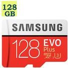 SAMSUNG 128GB 128G microSDXC【100MB/s】EVO Plus 三星 microSD SD SDXC U3 C10 4K  MB-MC128GA 手機記憶卡