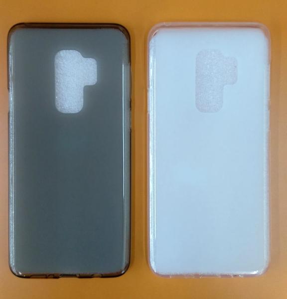 【台灣優購】全新 SAMSUNG Galaxy S9+.S9 Plus 專用保護軟套 清水套 / 透明黑 透明白~優惠價59元