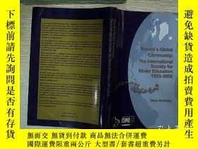 二手書博民逛書店TOWARD罕見A GLOBAL COMMUNITY .Y203