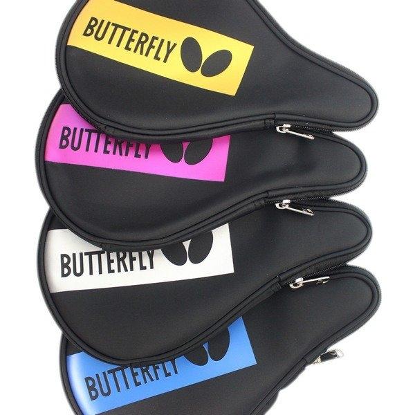 Butterfly 蝴蝶牌 桌拍袋 BD CASE刀板拍套/一個入(促280) 圓型 單支入 桌球拍袋-生TT1972