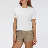 Hurley W HRLY HYBRID KNOT SURF TOP WHITE 衝浪T恤短袖(女)