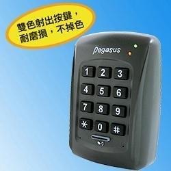 pegasus PP-87 門禁考勤感應讀卡機(門禁 / 出勤 / 樓控 / 刷卡機 陰極電鎖 磁力鎖 電磁鎖