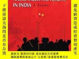 二手書博民逛書店Nationalist罕見Movement In India: