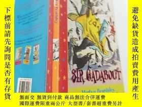 二手書博民逛書店Sir罕見Gadabout:加杜瓦爵士Y200392