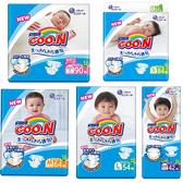 日本境內版尿布~大王製紙GOO.N阿福狗嬰幼兒柔軟紙尿片多款